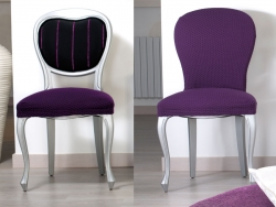 Bi-stretch Covers for Chairs Sucre