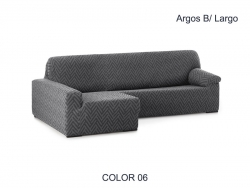 Funda chaise longue ajustable Argos - Brazo largo