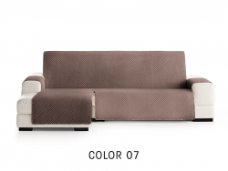 Funda chaise longue reversible Malmo
