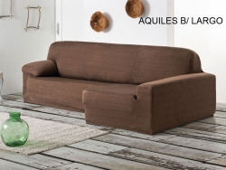 Stretch Chaise Sofa Covers Aquiles - Long arm